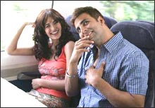 Namastey London (hindi) - cast, music, director, release date
