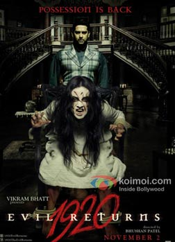 1920 Evil Returns (hindi) reviews