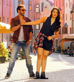 Action Jackson (hindi) - show timings, theatres list