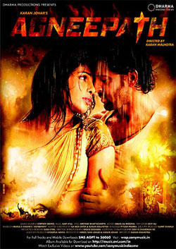 Agneepath (hindi) - show timings, theatres list
