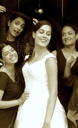 Angry Indian Goddesses (hindi) - cast, music, director, release date