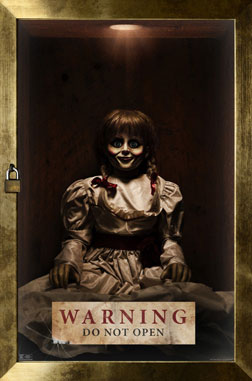 Annabelle: Creation (Hindi) (hindi) - show timings, theatres list