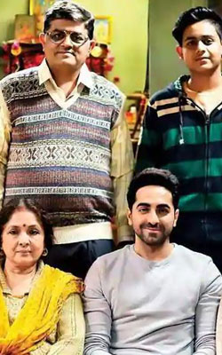 Badhaai Ho (hindi) - show timings, theatres list