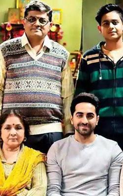 Badhaai Ho (hindi) reviews