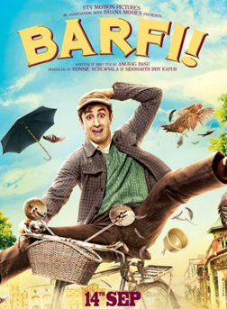 Barfi (hindi) reviews