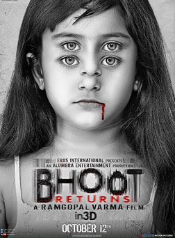 Bhoot Returns (hindi) - show timings, theatres list
