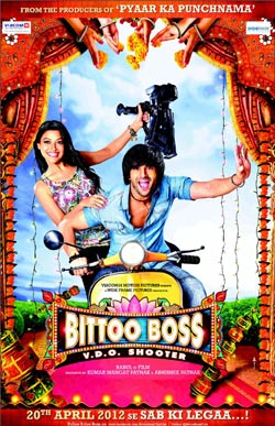 Bittoo Boss (hindi) - cast, music, director, release date