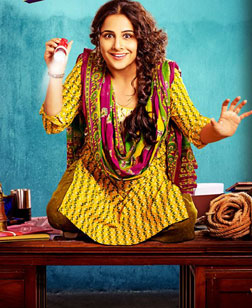 Bobby Jasoos (hindi) reviews