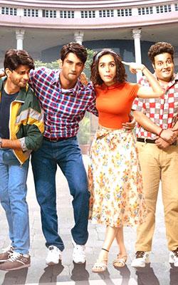 Chhichhore (hindi) - cast, music, director, release date