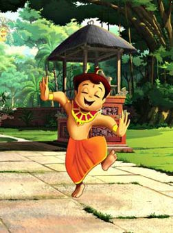 Chhota Bheem And The Throne of Bali (hindi) - cast, music, director, release date