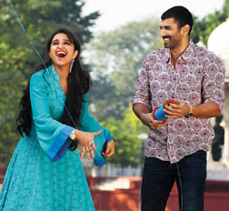 Daawat-E-Ishq (hindi) - show timings, theatres list