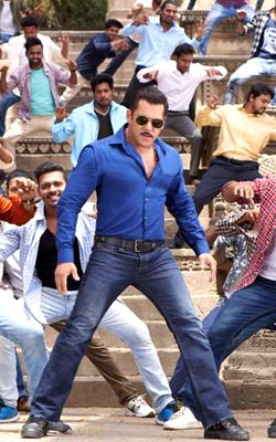 Dabangg 3 (hindi) reviews