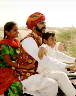 Dhanak (hindi) - cast, music, director, release date