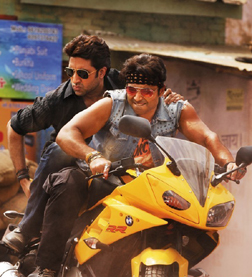 Dhoom 3 (Telugu) (telugu) - cast, music, director, release date