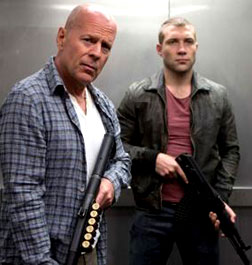 Die Hard 5 - A Good Day To Die Hard (Hindi) (hindi) - show timings, theatres list