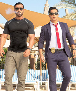 Dishoom (hindi) - cast, music, director, release date