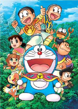 Doraemon Nobita Aur Jadooi Tapu (hindi) - cast, music, director, release date