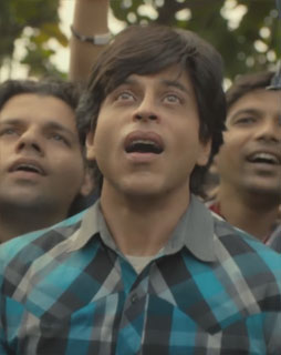 Fan (hindi) reviews
