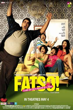Fatso (hindi) - cast, music, director, release date