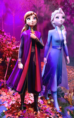 Frozen 2 (Hindi) (hindi) - show timings, theatres list