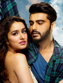 Half Girlfriend (hindi) - show timings, theatres list