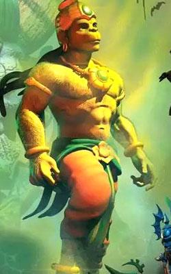 Hanuman vs Mahiravana (hindi) - cast, music, director, release date