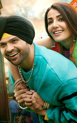 Happy Hardy And Heer (hindi) - cast, music, director, release date