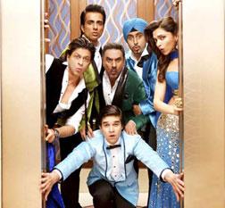 Happy New Year (hindi) reviews