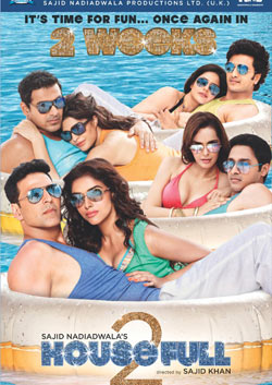 Housefull 2 (hindi) reviews