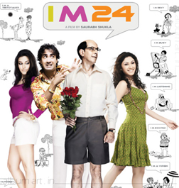 I M 24 (hindi) - cast, music, director, release date