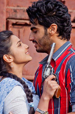 Ishaqzaade (hindi) reviews