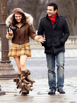 Ishkq In Paris (hindi) reviews