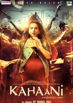 Kahaani (hindi) - cast, music, director, release date