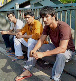 Kai Po Che (hindi) - cast, music, director, release date