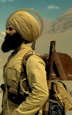 Kesari (hindi) - cast, music, director, release date
