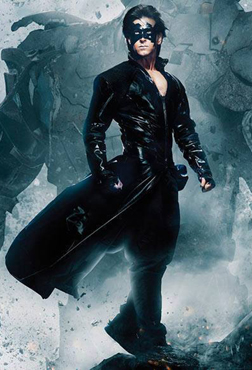 Krrish 3 (Telugu) (telugu) - cast, music, director, release date