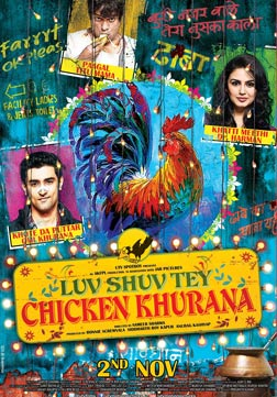 Luv Shuv Tey Chicken Khurana (hindi) reviews