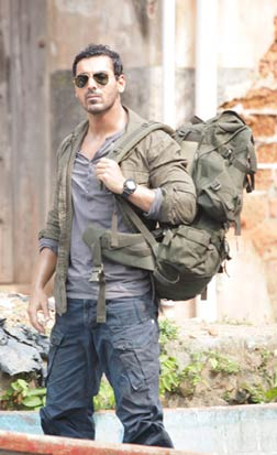 Madras Cafe (hindi) - cast, music, director, release date