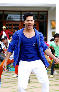 Main Tera Hero (hindi) reviews