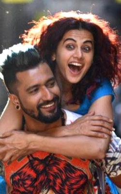 Manmarziyaan (hindi) - show timings, theatres list