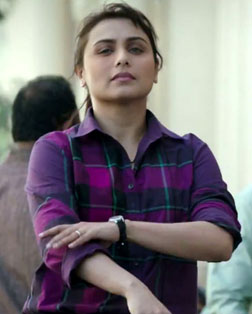 Mardaani (hindi) - cast, music, director, release date