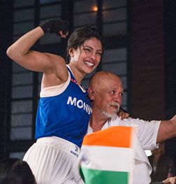 Mary Kom (hindi) - cast, music, director, release date