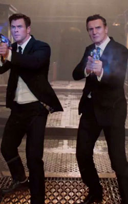Men In Black: International (Hindi) (hindi) - cast, music, director, release date