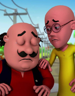 Motu Patlu - King of Kings (hindi) - cast, music, director, release date