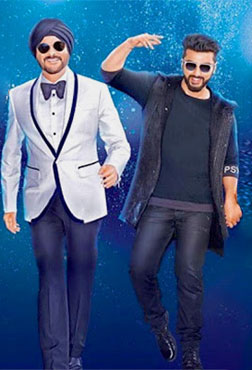 Mubarakan (hindi) reviews