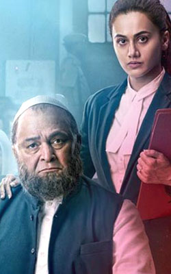 Mulk (hindi) - show timings, theatres list