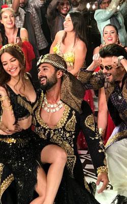 Pagalpanti (hindi) reviews