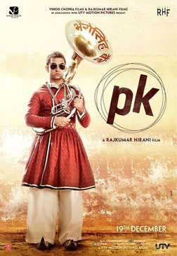 PK (Peekay) (hindi) - cast, music, director, release date