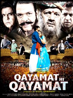 Qayamat Hi Qayamat (hindi) - cast, music, director, release date