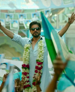 Raees (hindi) reviews
